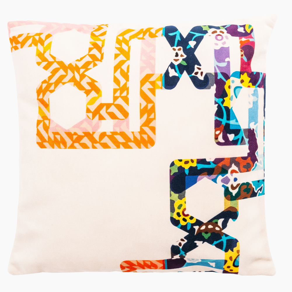 Cushion Fusionale - Shahed Design