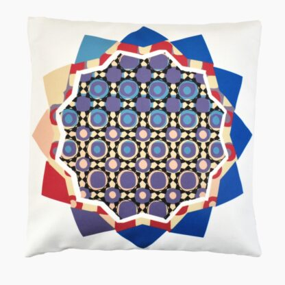 Cushion Kashi 40x40 Oriental modern