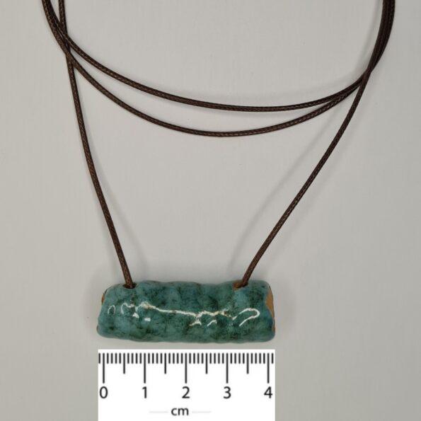 Blue Wave Necklace – 4cm
