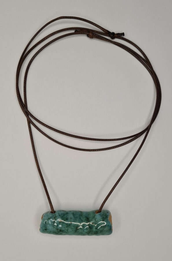 Blue Wave Necklace Full