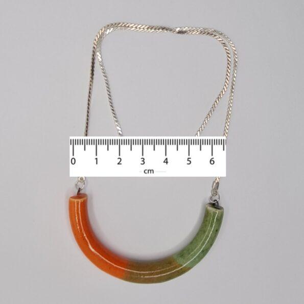 Colorful Coast Necklace -6,5cm