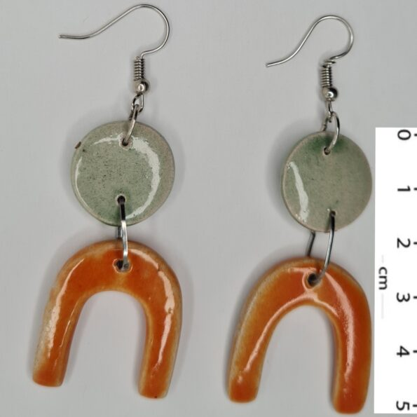 Lucky Charm Earrings-5cm