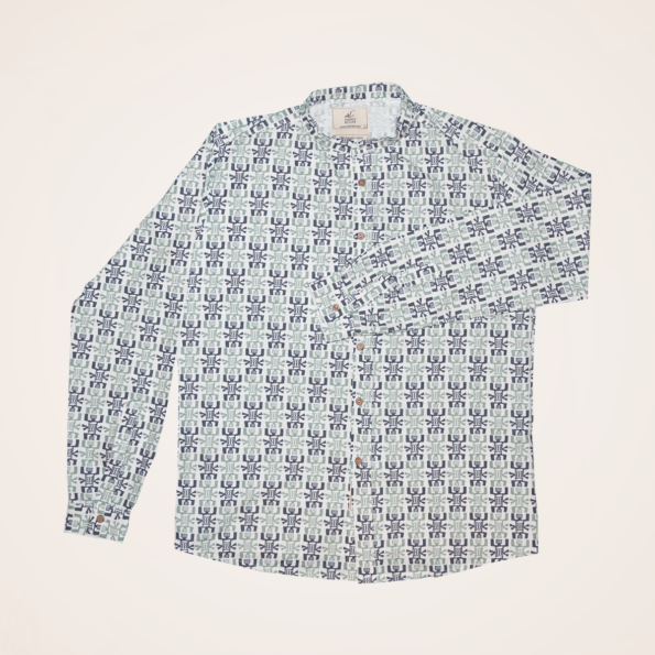 Shahed-Design-Tal-e-Bakun-Shirt-Only